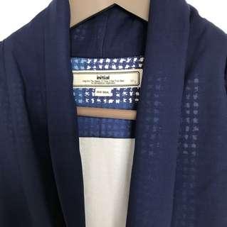 Initial vest dress