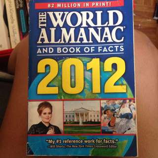 World Almanac 2012