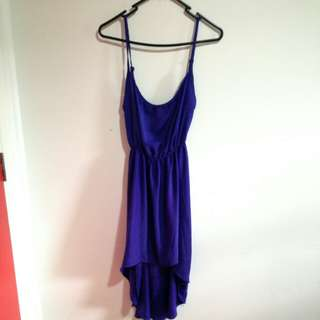 Blue Summer dress size xxs