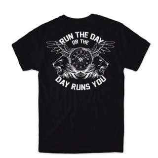 Run of the day (black)