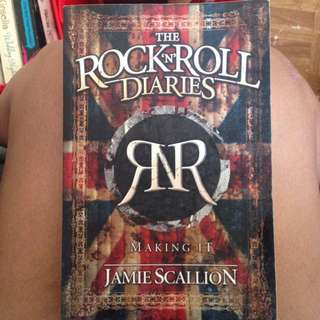 The rock n roll diaries