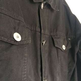 Jimmy Martin Trucker Jacket