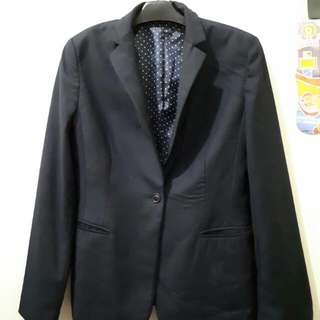Blezer Import Blazer Navy Size M New