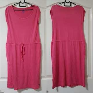 ROXY Fuschia Dress