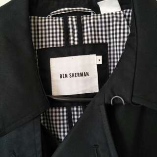 Ben Sherman Knee Length Winter Coat
