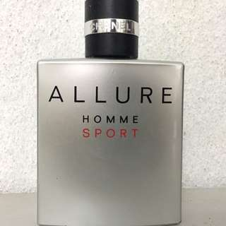 💯Authentic Chanel Allure Homme Sport