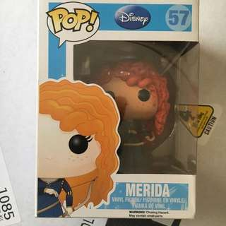 Merida Brave Funko POP Vinyl Figure