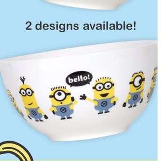 (BNIB) NEW Limited Edition Bossini Minions Bowl