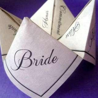 Wedding Events - Fortune Teller