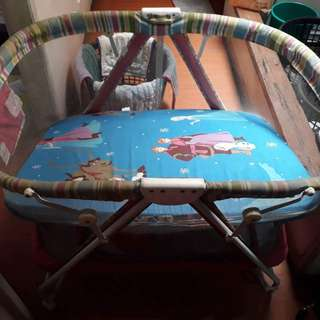 Baby Crib with foam