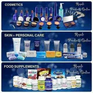 Royale Cosmetics