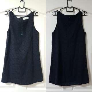 River Island Black Lace Dress