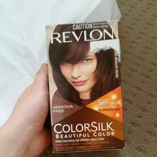 Revlon Dark brown hair dye