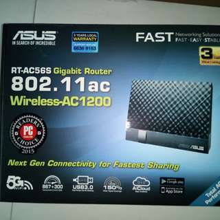 Asus Router AC1200