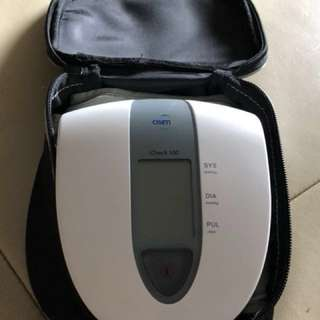 Blood pressure monitor  - Osim