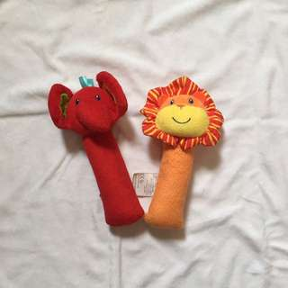 Mothercare Rattle Toy