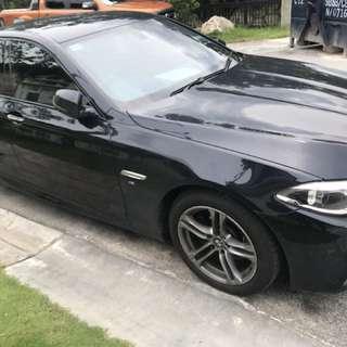 BMW 528i MSport for Rental
