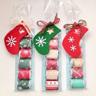 Christmas Hershey Nuggets Packs - Christmas gifts, goodie bags, Christmas favours