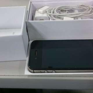 I-phone 4s (32G)完整盒