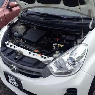 Perodua MYVI 1.5 SE 2012