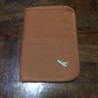 Passport Holder Travel Wallet