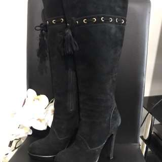 YSL boots size 37