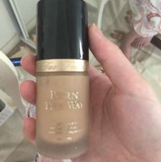 Toofaced Born this way foundation