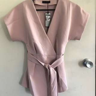 ALLY Tie Blouse BNWT Size 6