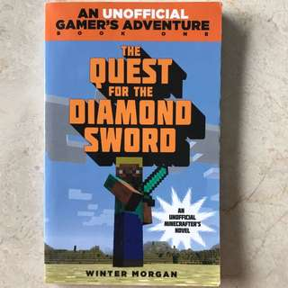 Mindcraft The Quest For The Diamond Sword