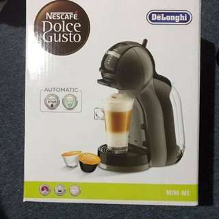 Brand new Nescafé Coffee machine, 15bar, auto, Capsule