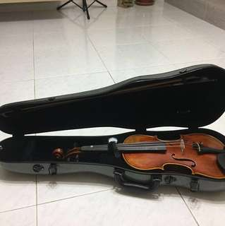 Carbon Fiber Violin Case