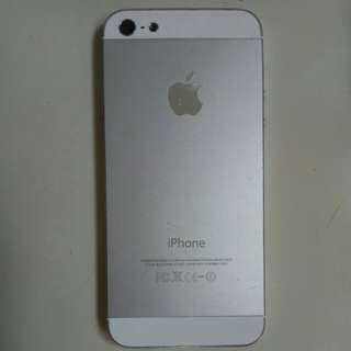 iPhone Original rear case and motherboard only