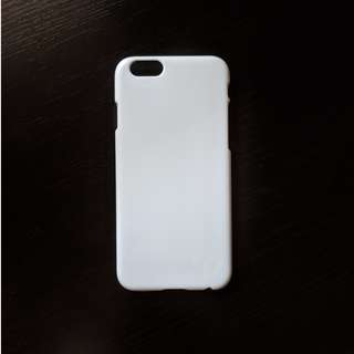 iPhone 6 blank white case