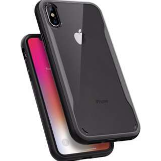[IN-STOCK] Caseology Coastline Series for iPhone X - Black