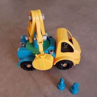 Battat Take Apart Assemble Toy Truck