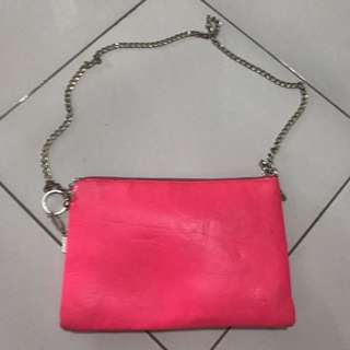 Colorbox Pink Bag