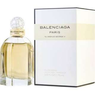 Balenciaga Paris Avenue George V perfume EDP
