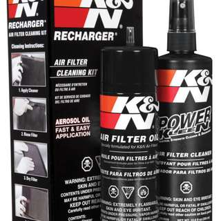 K&N Ori 99-5000 Filter Care Service Kit Aerosol
