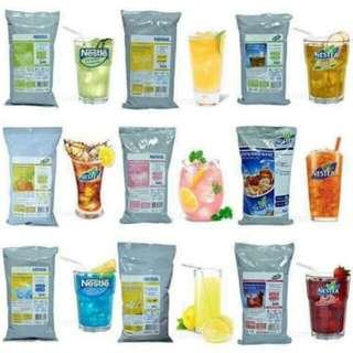 Nestle juice drinks