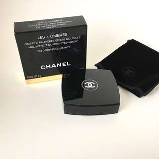 Chanel Les Ombres Multi Effect Quadra Eyeshadow