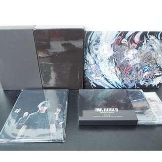 Final Fantasy XV OST: Super Deluxe Boxset [Limited Edition Blu-Ray]