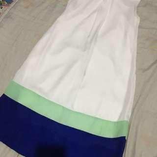 Unica hija white dress