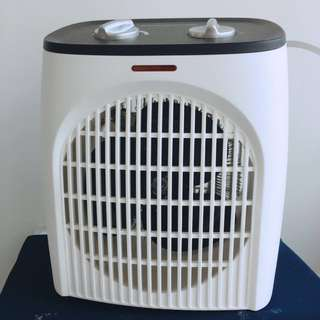 2-in-1 Cool Fan & Heater