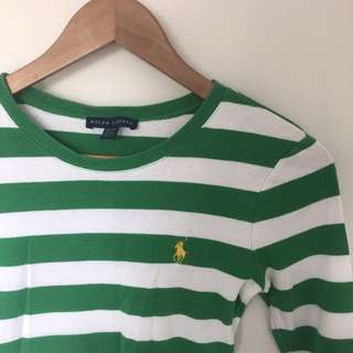 Genuine Ralph Lauren striped long sleeve