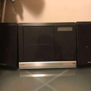 🚚 Panasonic多功能音響 2.1聲道