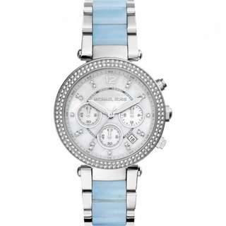 Michael Kors Women silver mid size Dial stainless steel mk6138