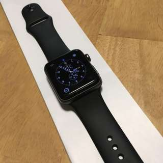 Apple Watch series 2 42mm (with apple care valid until 2019-7-28)
