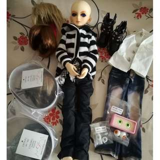 Dollzone MSD -Luke Ball-joint doll (Full set)