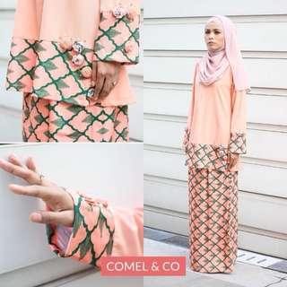 COMEL & CO : Baju Kurung Moden