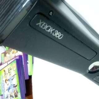 🚚 XBOX 360遊戲機+體感